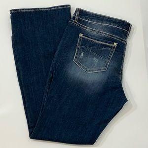 Daytrip Virgo Bootcut women's jeans 36L